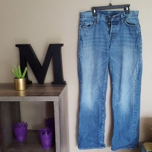 Citizens of Humanity men's jeans.